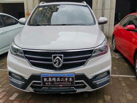 宝骏730 2017款 1.8L iAMT豪华型 7座