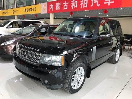 揽胜 2010款 5.0 V8 SC HSE