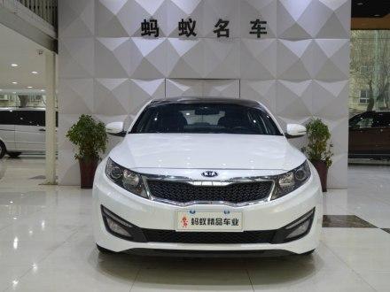 起亚K5 2012款 2.0L 自动Premium特别版