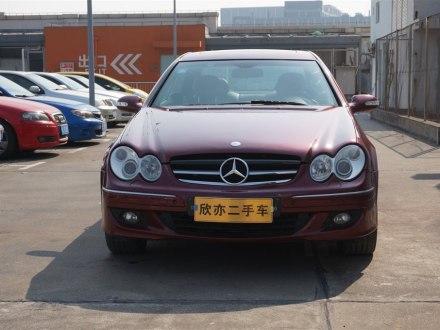 奔驰CLK级 2006款 CLK 350 双门轿跑车