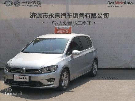 高尔夫・嘉旅 2016款 1.6L 手动舒适型