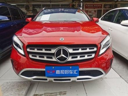 奔�YGLA 2018款 GLA 200 �r尚型