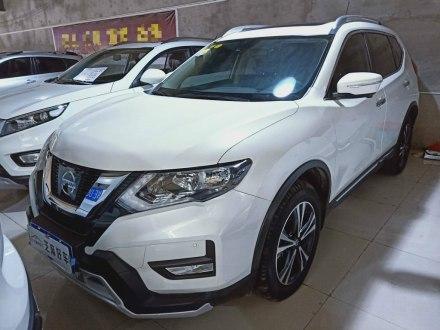奇骏 2019款 2.5L CVT智联豪华版 4WD