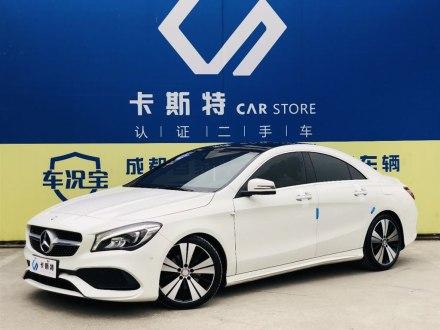 奔�YCLA� 2017款 CLA 200 �r尚型
