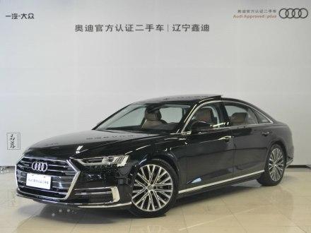 奥迪A8 2019款 Plus A8L 50 TFSI quattro 豪华型