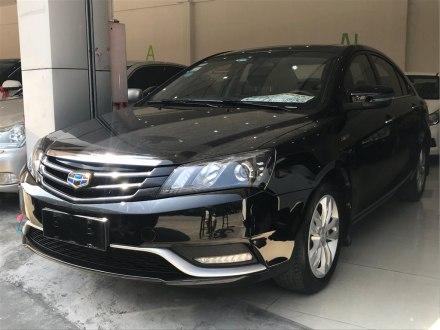 帝豪 2016款 三厢 1.3T CVT尊贵型