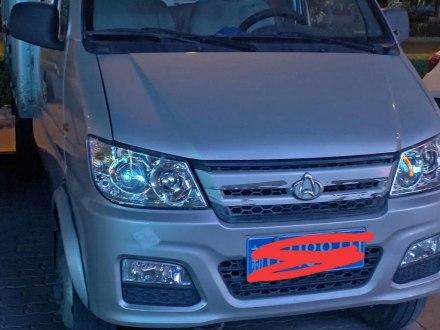新豹MINI 2016款 1.2L双排2550后双轮CNGDK12-10