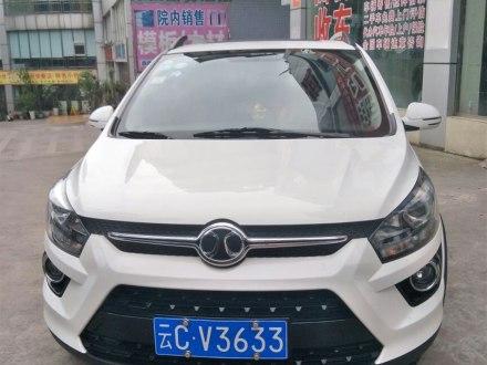绅宝X25 2015款 1.5L 手动精英型