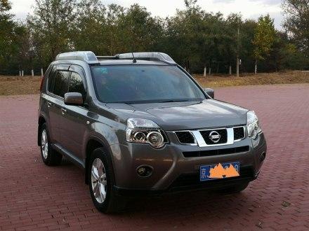 奇骏 2012款 2.5L CVT豪华版 4WD