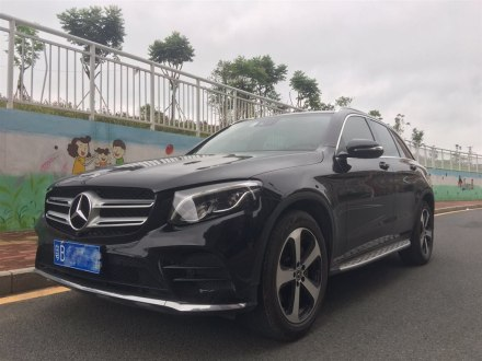 奔�YGLC 2018款 GLC 260 4MATIC 豪�A型