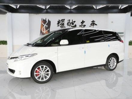 普瑞维亚 2012款 2.4L 7人座豪华版