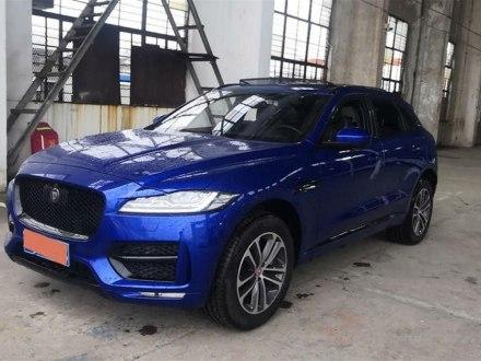 捷豹F-PACE 2018款 2.0T 四驱R-Sport运动版