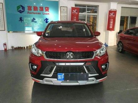 绅宝X35 2016款 1.5L 手动精英版