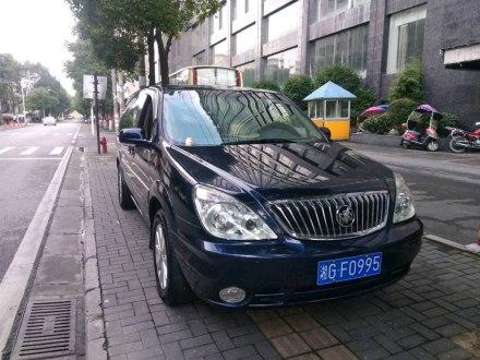 别克GL8 2011款 2.4L LT行政版