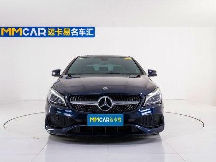 奔�YCLA� 2018款 CLA 200 �r尚型