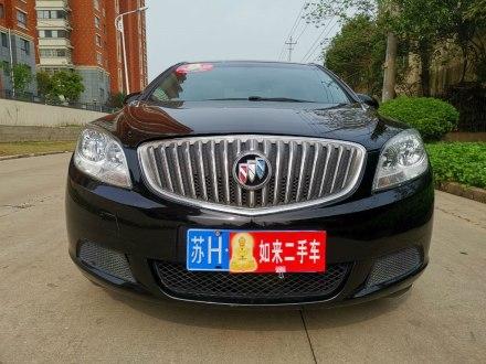 英朗 2013款 GT 1.6L 手动舒适版