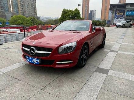 奔�YSL� 2013款 SL 350 �r尚型