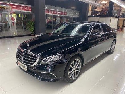 奔�YE� 2017款 E 300 L 豪�A型