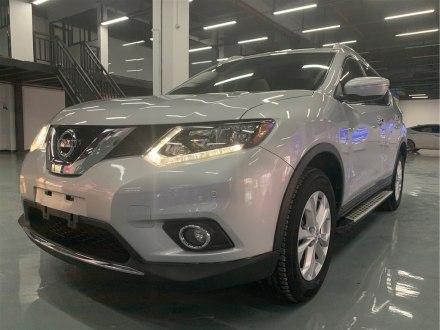 奇�E 2015款 2.5L CVT�I先MAX版 4WD