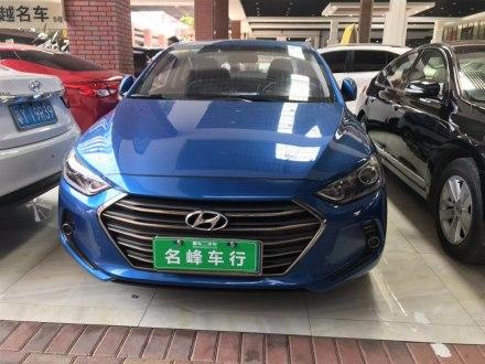 领动 2016款 1.6L 自动智炫・豪华型