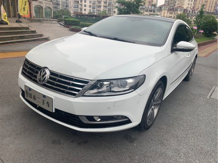 一汽-大�CC 2015款 1.8TSI 豪�A型