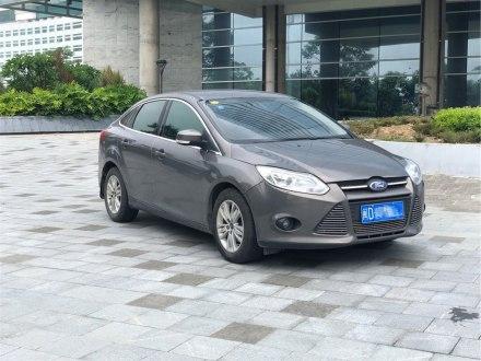 福克斯 2012款 三厢 1.6L 自动舒适型