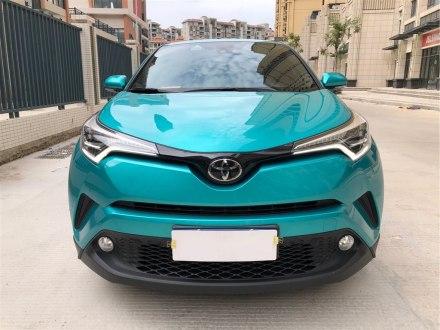 �S田C-HR 2018款 2.0L 豪�A版 ��V