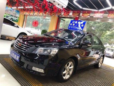经典帝豪 2013款 三厢 1.8L CVT尊贵型