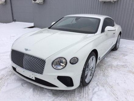 欧陆 2018款 6.0T GT W12