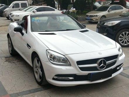 奔�YSLK� 2011款 SLK 200 �r尚型