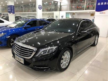 奔�YS� 2016款 S 320 L 商�招�