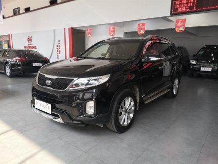 索兰托 2013款 2.4L 7座汽油豪华版 国IV