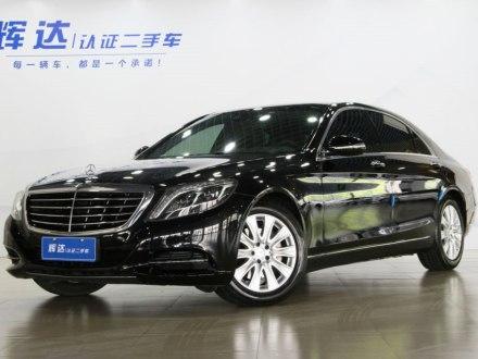 奔驰S级 2016款 S 320 L 商务型