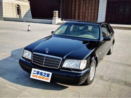 奔驰S级 1999款 S 320
