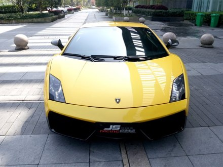 Gallardo 2012款 LP 570-4 Super Trofeo Stradale