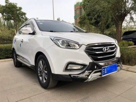 北京�F代ix35 2013款 2.0L 自��沈�智能型GLS ��IV