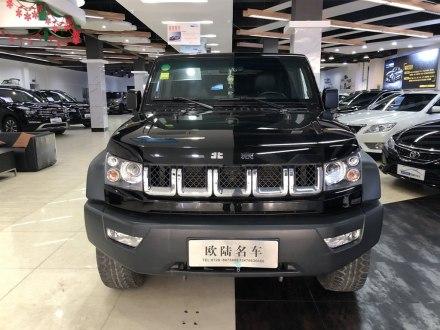 北京BJ40 2017款 40L 2.3T 自动四驱环塔冠军版