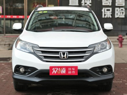 本田CR-V 2012款 2.0L 两驱都市版