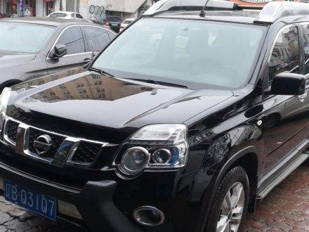 奇骏 2012款 2.0L CVT舒适版 4WD