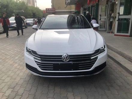 一汽-大众CC 2019款 380TSI 曜颜版 国V
