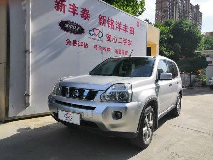 奇骏 2010款 2.5L CVT豪华版 4WD