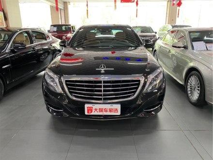 奔�YS� 2014款 S 320 L 商�招�