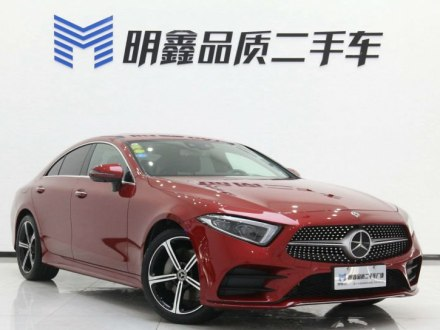 奔�YCLS� 2018款 CLS 350 4MATIC