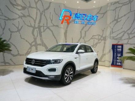 T-ROC探歌 2019款 280TSI DSG四�舒�m型 ��V