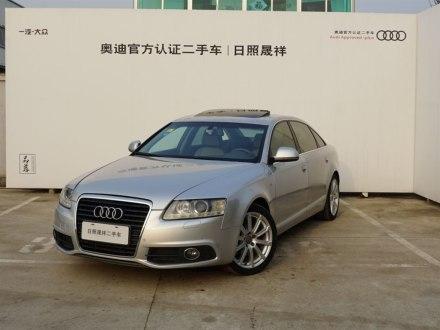 �W迪A6L 2011款 2.4L 豪�A型