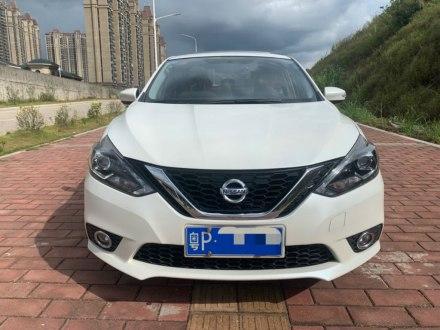 轩逸 2018款 1.6XV CVT尊享版