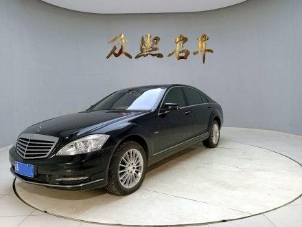 奔�YS� 2011款 S 350 L CGI 4MATIC