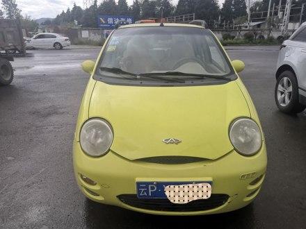 奇瑞QQ3 2007款 1.1L 手动豪华型