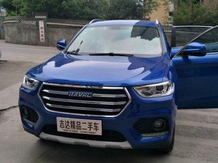 哈弗H2 2017款 蓝标 1.5T 自动两驱尊贵型