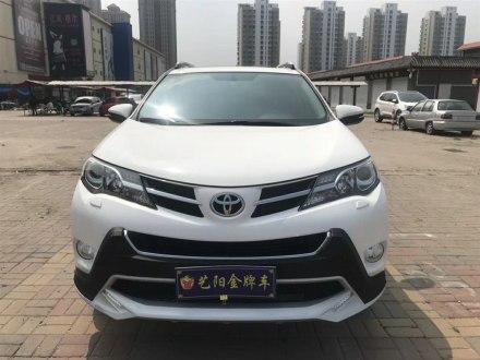 RAV4荣放 2013款 2.5L 自动四驱豪华版